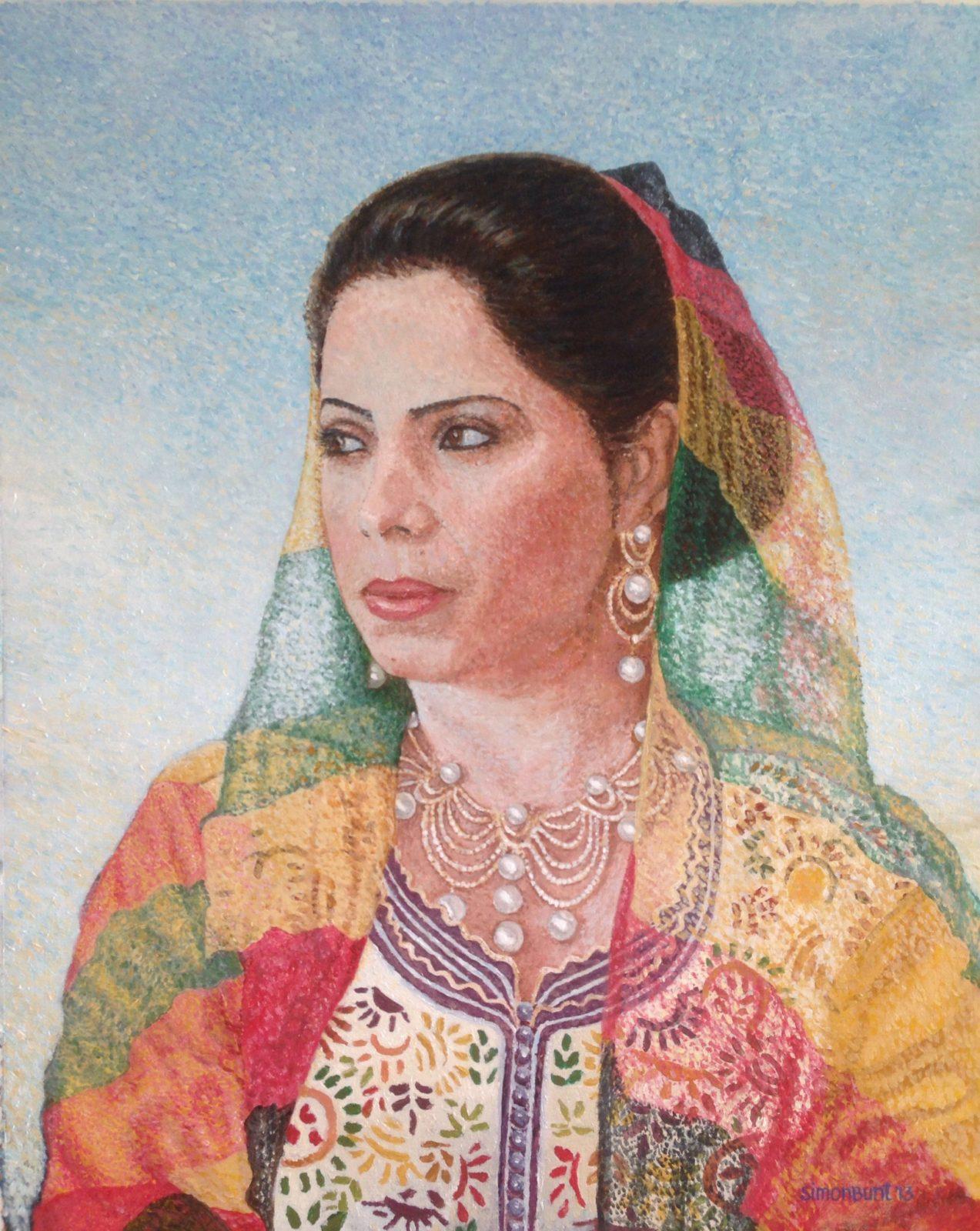Omani lady