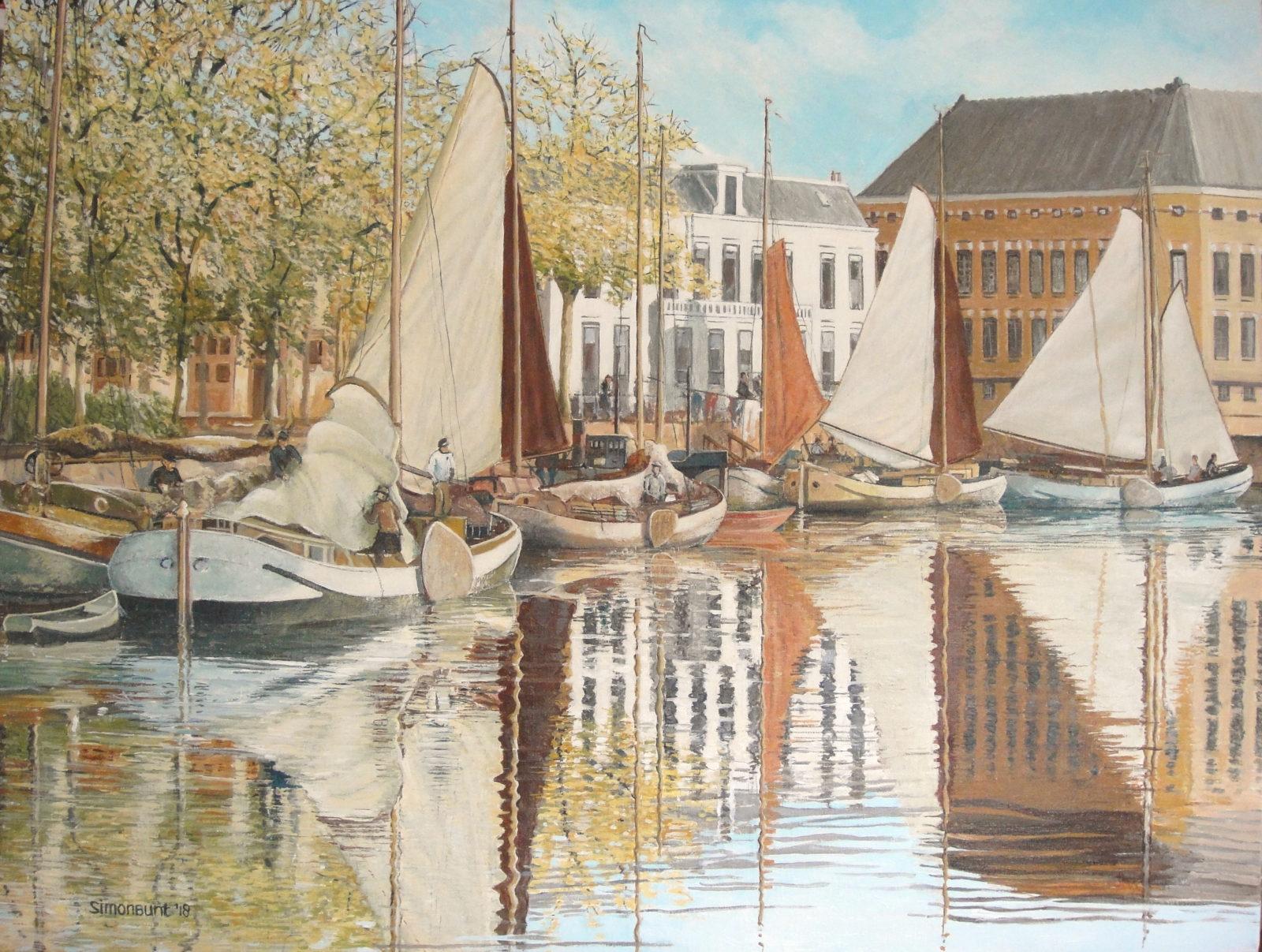 Leeuwarden, Nieuweweg ca 1930